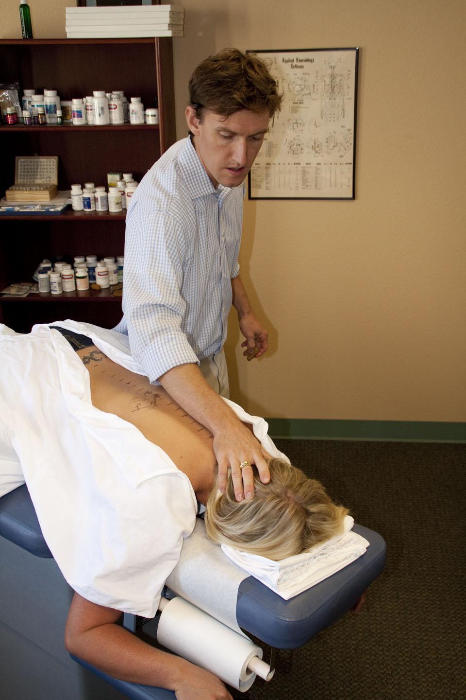 Upper cervical spine analysis